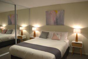 Apartments 5 & 7 - Bedroom